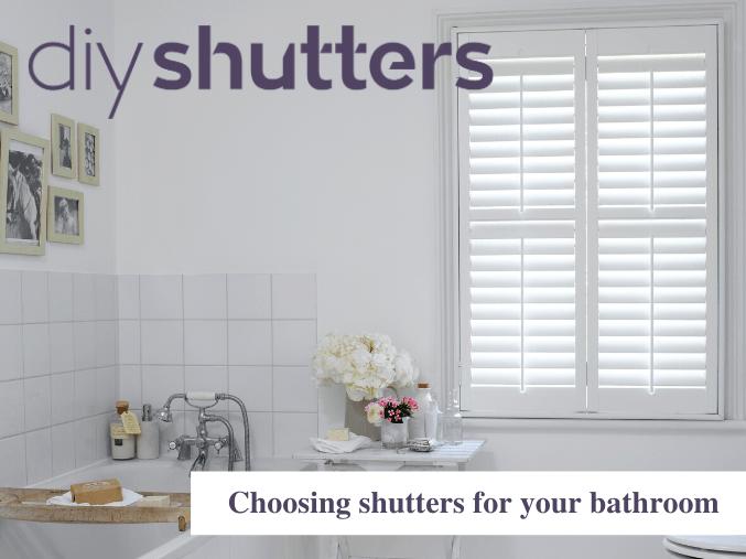 Diy Window Shutters By Ltd, Bathroom Shutter Blinds