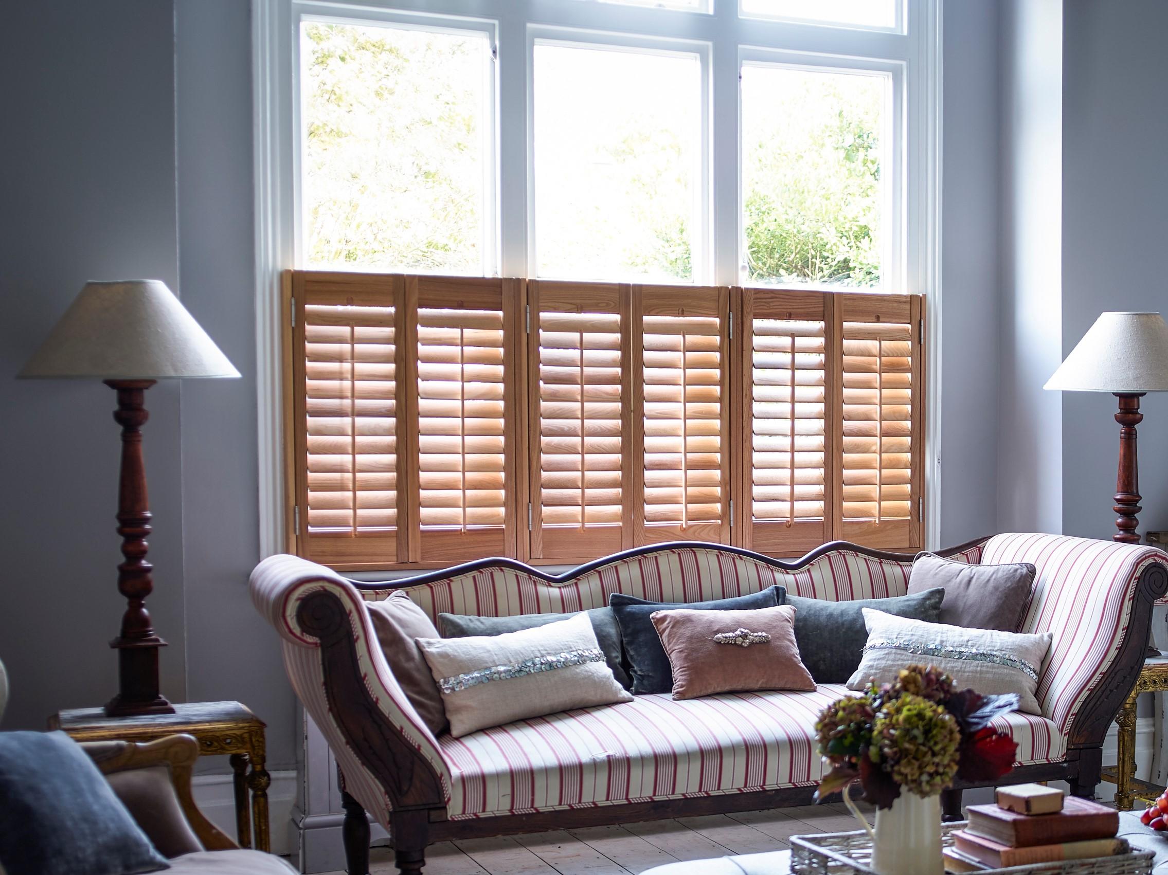 The benefits of shutters - DIY Shutters