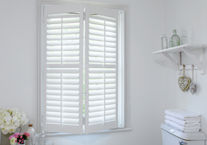 Cafe Style Interior Window Shutters At Diy Shutters Uk Diy Shutters