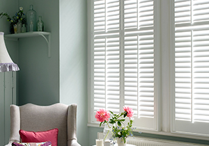 Dualcore MDF / ABS Hybrid Shutters
