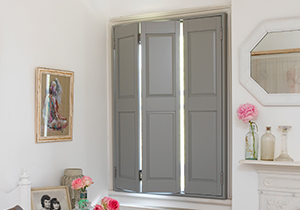 Cheap solid shutters available at diy shutters uk diy shutters for Cheap window shutters interior